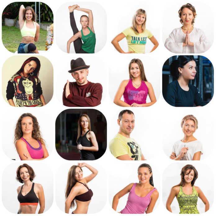 Онлайн инструктора фитнес клуба timestudy
