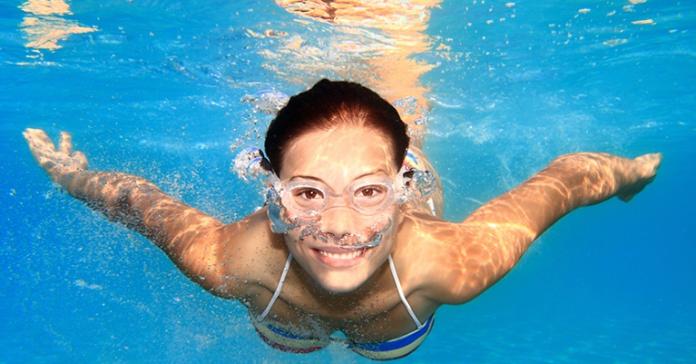 Преимущества занятий плаванием