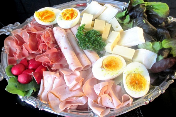 Продукты, содержащие белок для спортивного питания