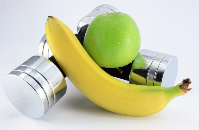 Спорт и питание: основы