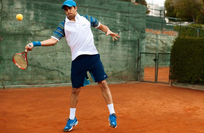 Подбираем обувь для тенниса