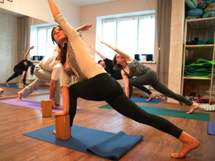 Айенгара-йога. Происхождение и особенности
